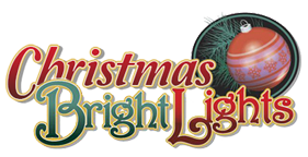 Christmas Bright Lights Logo   Naples Landscape Lighting