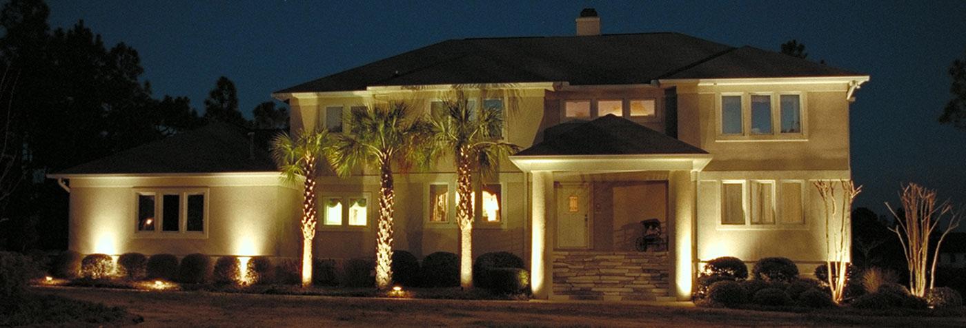 Home Lighting in Naples FL   Naples Landscape Lighting